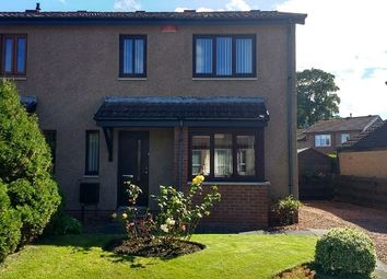 Thumbnail 3 bed semi-detached house for sale in Kingsknowe, Galashiels