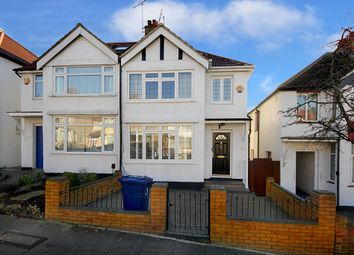 Thumbnail 3 bed semi-detached house for sale in Beechmount Avenue, London