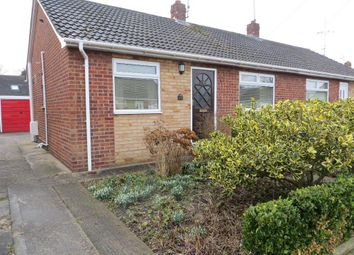 Thumbnail 2 bed semi-detached house for sale in Sextant Road, Hull