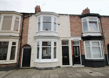 Thumbnail 3 bedroom terraced house for sale in Tavistock Street, Middlesbrough