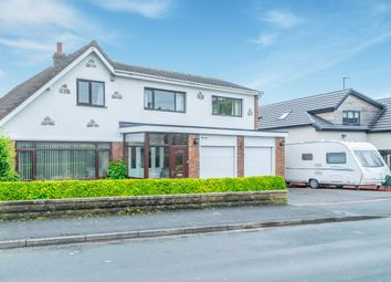 Thumbnail 4 bed detached house for sale in Pennine Way, Scissett