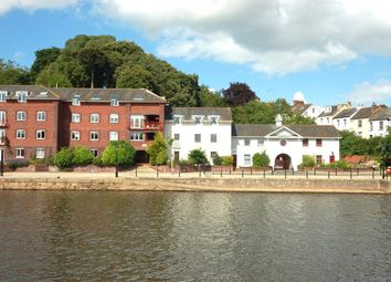 Thumbnail 2 bed flat for sale in The Quay, Exeter