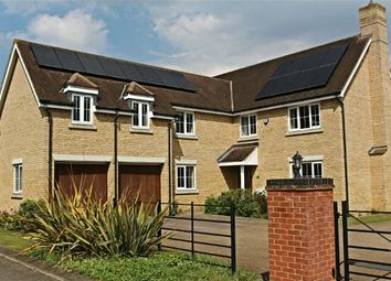 Thumbnail 6 bed detached house for sale in Wether Road, Great Cambourne, Cambourne, Cambridge