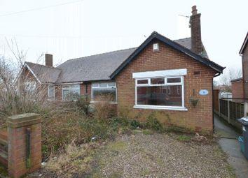 Thumbnail 2 bed semi-detached bungalow for sale in 21 Moorfield Avenue, Carleton, Poulton-Le-Fylde
