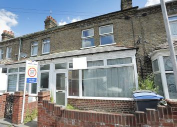 Thumbnail 3 bed terraced house for sale in Leighton Road, Dover