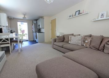Thumbnail 2 bed flat for sale in Chandlers Close, West Molesey