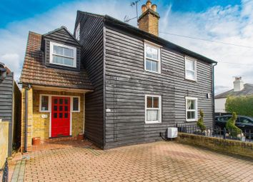 Thumbnail 4 bed cottage for sale in Smarts Lane, Loughton