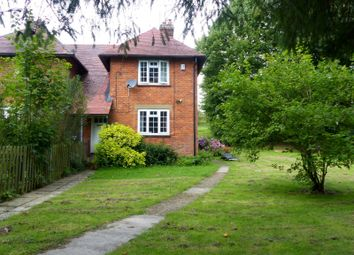 Thumbnail 2 bed semi-detached house to rent in Old Quarry Cottages, Gibbs Hill, Nettlestead, Wateringbury