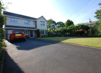 Thumbnail 5 bed detached house for sale in Barrasford Close, Gosforth, Newcastle Upon Tyne