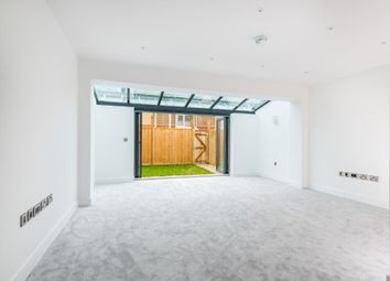 Thumbnail 3 bedroom end terrace house for sale in Marmion Road, Hove, East Sussex