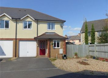 Thumbnail 4 bed end terrace house for sale in Haytor Park, Kingsteignton, Newton Abbot, Devon.
