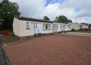 Thumbnail 1 bed bungalow for sale in Drumclog Crescent, Darvel