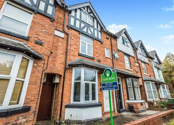 Thumbnail 3 bed terraced house to rent in St. Georges Road, Redditch