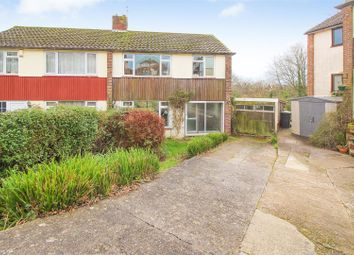 Thumbnail 3 bed semi-detached house for sale in Glen Iris Close, Canterbury