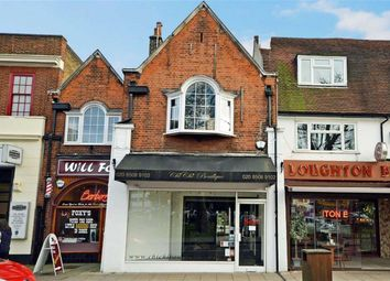 Thumbnail 3 bedroom flat to rent in High Road, Loughton IG10, Essex,