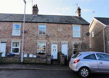 Thumbnail 2 bedroom terraced house for sale in Norfolk Street, Wimblington