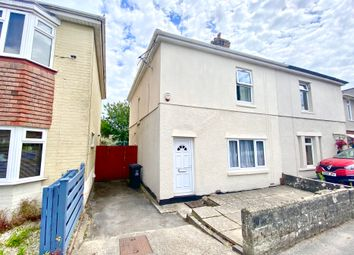 Thumbnail 3 bed semi-detached house for sale in Albert Road, Parkstone, Poole