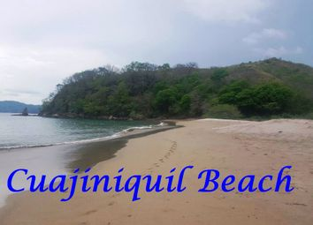 Thumbnail Land for sale in Titled 6, 000 Acre Beachfront Land In Guanacaste, Cuajiniquil, Guanacaste, Costa Rica