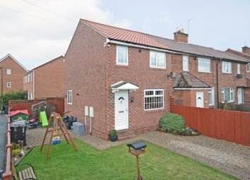 Thumbnail 3 bed terraced house for sale in St. James Croft, York