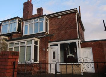 Thumbnail 2 bed semi-detached house for sale in Weidner Road, Benwell, Newcastle Upon Tyne