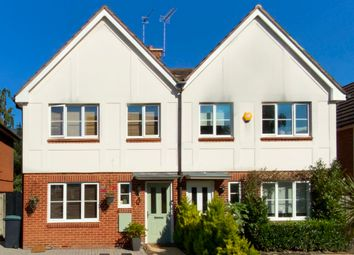 Thumbnail 3 bed semi-detached house for sale in Nursery Close, Watford