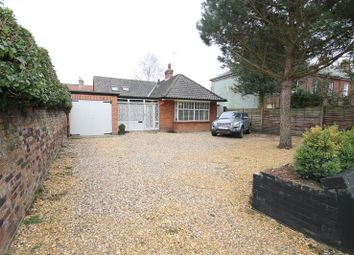Thumbnail 2 bedroom detached bungalow to rent in Mount Pleasant, Norwich
