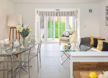 "Thumbnail 3 bed end terrace house for sale in ""Greenwood"" at Wookey Hole Road, Wells"