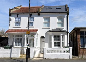 Thumbnail 3 bed semi-detached house for sale in Farmer Road, Leyton, London