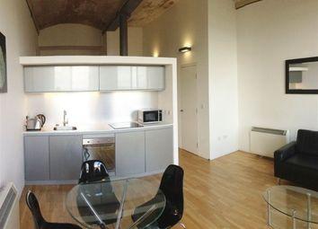 Thumbnail Studio to rent in Velvet Mill, Furnished Studio