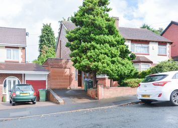 Thumbnail 3 bed semi-detached house for sale in Rathbone Road, Bearwood