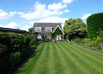 Thumbnail 4 bed detached house for sale in Park View Avenue, Branston, Lincoln, Lincolnshire