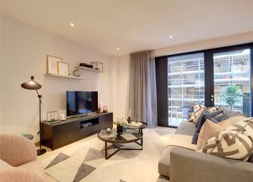 Thumbnail 1 bed flat for sale in Drapers Yard, Ram Quarter, Wandsworth High Street, London