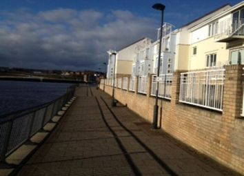 Thumbnail 2 bed property to rent in Long Row, Market Dock, South Shields