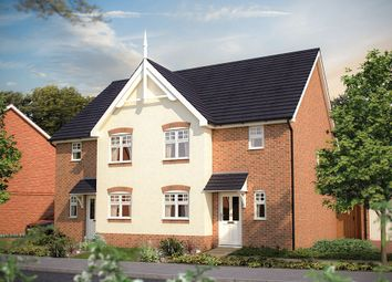 "Thumbnail 3 bedroom semi-detached house for sale in ""The Rye"" at Park Road, Hellingly, Hailsham"