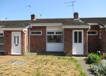 Thumbnail 2 bed terraced bungalow to rent in Beaumont Walk, Beaumont Leys, Leicester