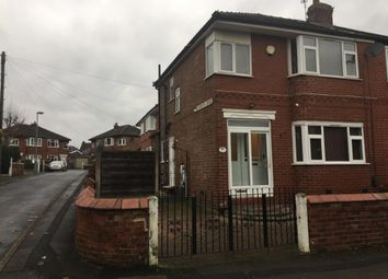 Thumbnail 3 bed semi-detached house to rent in Sunnybank Road, Droylsden, Manchester