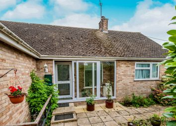 Thumbnail 3 bed detached bungalow for sale in Quartermain Road, Chalgrove, Oxford