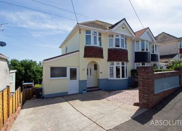 Thumbnail 3 bed property for sale in Eden Grove, Paignton