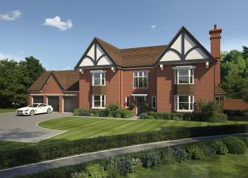 """Thumbnail 5 bedroom detached house for sale in """"Bentley House"""" at Wedgwood Drive, Barlaston, Stoke-On-Trent"""