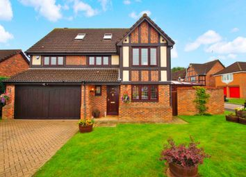 Thumbnail 5 bed detached house for sale in The Copse, Fields End, Hemel Hempstead