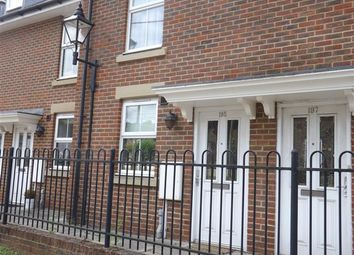 Thumbnail 3 bed town house to rent in High Street, Wouldham