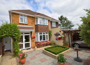 Thumbnail 4 bed detached house for sale in Coleman Close, Epsom Downs