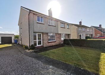 Thumbnail 3 bed semi-detached house for sale in Drumossie Avenue, Drakies, Inverness