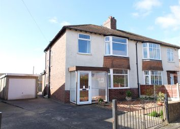 Thumbnail 3 bed semi-detached house for sale in Belah Crescent, Carlisle