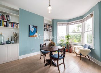 Thumbnail 3 bed flat for sale in Allison Road, Harringay Ladder, London