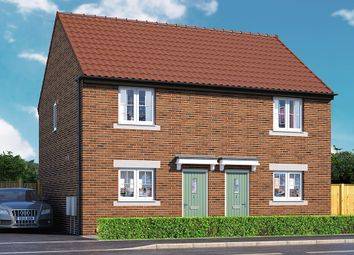 "Thumbnail 2 bedroom property for sale in ""Halstead"" at Langton Road, Norton, Malton"