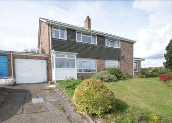 Thumbnail 3 bed semi-detached house for sale in Clifton Road, Paignton