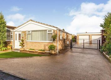 Thumbnail 1 bed bungalow for sale in Elmwood Close, Stokesley, North Yorkshire