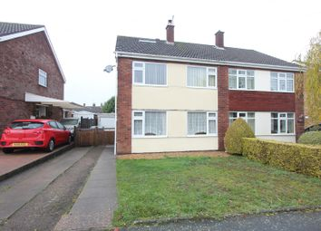 Thumbnail 5 bed semi-detached house for sale in Boyslade Road, Burbage, Hinckley
