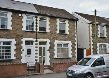 Thumbnail 3 bed semi-detached house for sale in Mill Road, Caerphilly